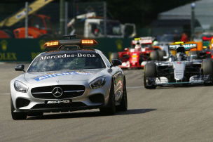 300. Grand Prix f�r Safety-Car-Fahrer