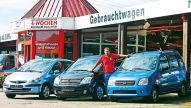 Gebrauchtwagen-Test: Minivans um 3000 Euro