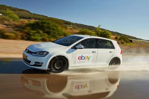 eBay Motors Fahraktion