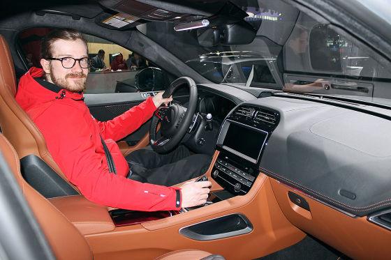 Power-SUV von Jaguar