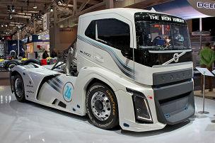 Lkw mit bis zu 2400 PS!