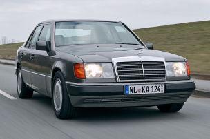 Gebrauchtwagen-Kauftipp: Mercedes 400 E/E 420 (W124)