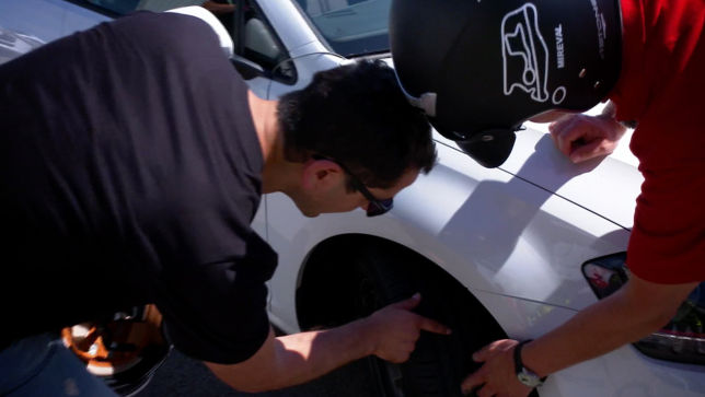 Leser werden Reifen-Tester