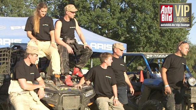 24 Stunden Offroad-Masters Rennen im AUTO BILD Team