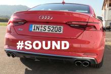 So klingt der Audi S5