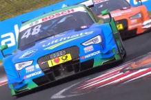 1 bis 6: Volle Audi-Dominanz!