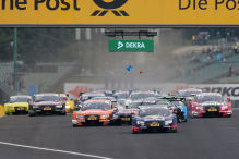 DTM: Rasante Action am Nürburgring