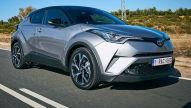 Toyota C-HR (2016): Fahrbericht