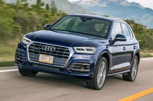Audi Q5 (2016): Fahrbericht
