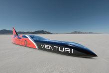Rekordfahrt: 576 km/h