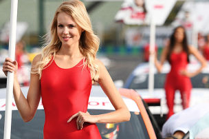Girls: DTM am Hungaroring