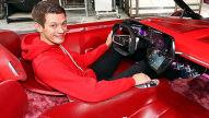 Renault Elektro-Studie Trezor (2016): Sitzprobe und Vorstellung
