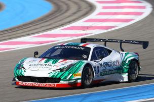 Blancpain GT: Lambo versus Ferrari