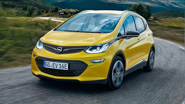 Opel als BMW i3-Konkurrent