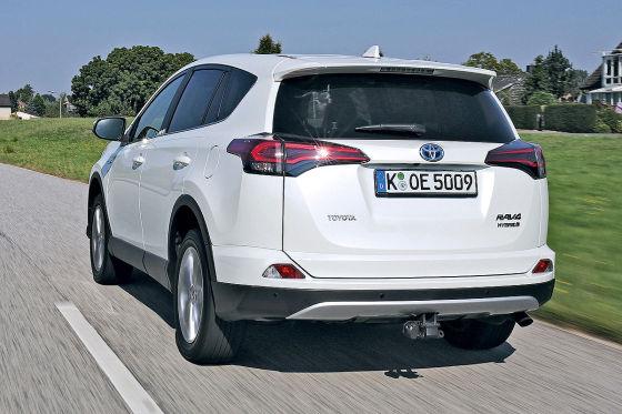 SUV und Hybrid – eine gute Kombi?