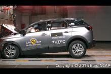 Euro-NCAP-Crashtest 2016: Peugeot 3008