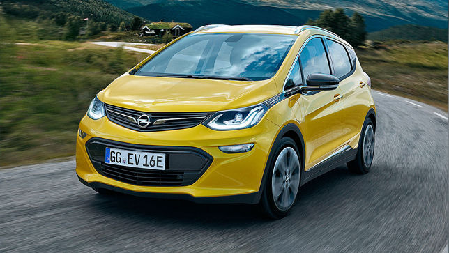 Video: Interview Opel Ampera-e (2016)