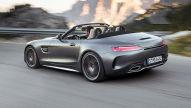 Mercedes-AMG GT C Roadster (2017): Fahrbericht