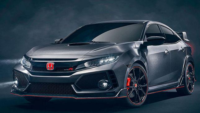 Honda Civic (Type R 2016)