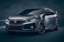 Honda Civic (Type R 2016)
