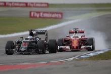 Formel 1: Ferrari und McLaren