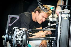 Ricciardo glaubt an Rosberg