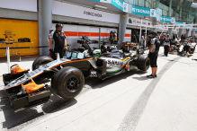 Formel 1: Force India unter Druck