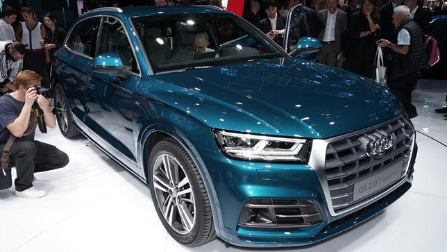 Audi Q5 Vorstellung (2016)