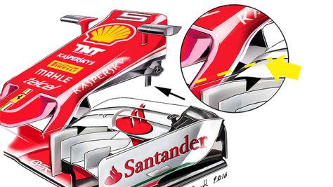 Formel 1: Ferrari beim Malaysia GP