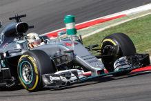 Formel 1: Hamilton holt Sepang-Pole