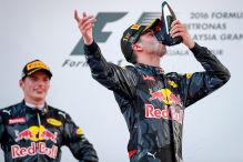 Red Bull l�sst Piloten frei k�mpfen