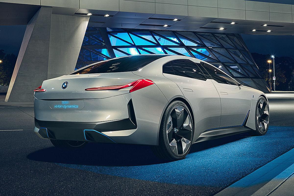 BMW i5 (2021): Vorschau, Technik, Reichweite - Bilder ...