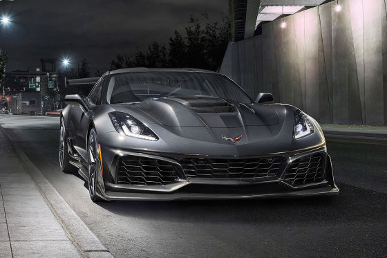 Corvette extrem