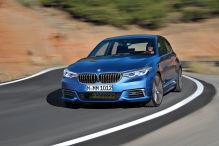 BMW 1er wächst