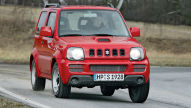 Suzuki Jimny: Gebrauchtwagen-Test