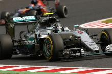 Rosberg gibt den Ton an
