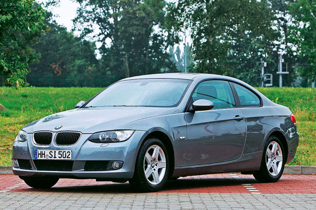 video gebrauchtwagen bmw 320i coup. Black Bedroom Furniture Sets. Home Design Ideas