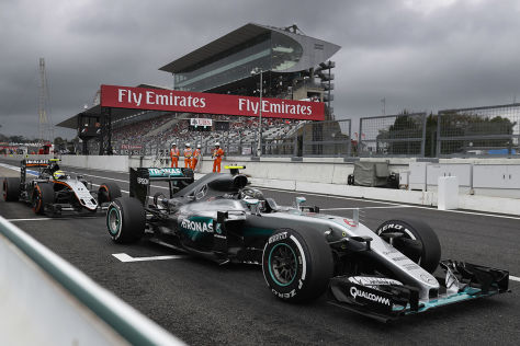 Formel 1: Qualifying in Suzuka