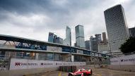 Formel E: Auftakt in Hongkong