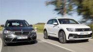 BMW X1/VW Tiguan: Test
