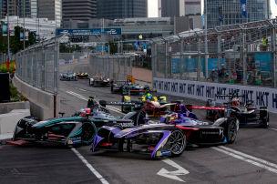 Formel E gewinnt an Speed