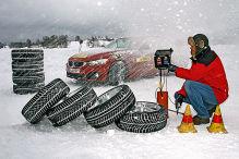 Highspeed-Winterreifen im Test