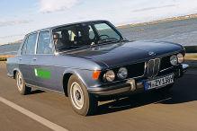 Bye, Bye, baikalblauer BMW!