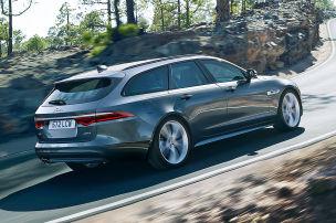 Jaguar XF Sportbrake (2017): Vorstellung