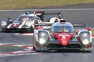 Toyota gewinnt Heimspiel!