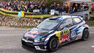 WRC: VW-Sieg in Spanien