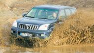 Toyota Land Cruiser 120: Gebrauchtwagen-Test