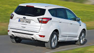 Ford Kuga Vignale (2016): Fahrbericht