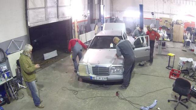 Mercedes W 124 (1995)