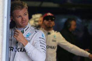 Formel 1: Crashgefahr bei Mercedes